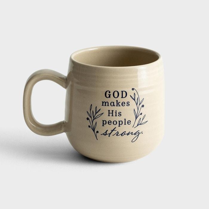 Peace & Strength - Ceramic Mug