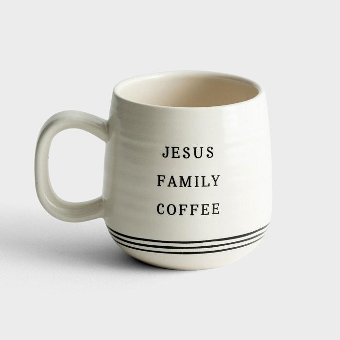 Jesus Family Coffee - Ceramic Mug