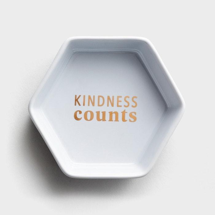 Candace Cameron Bure - Kindness Counts - Trinket Dish