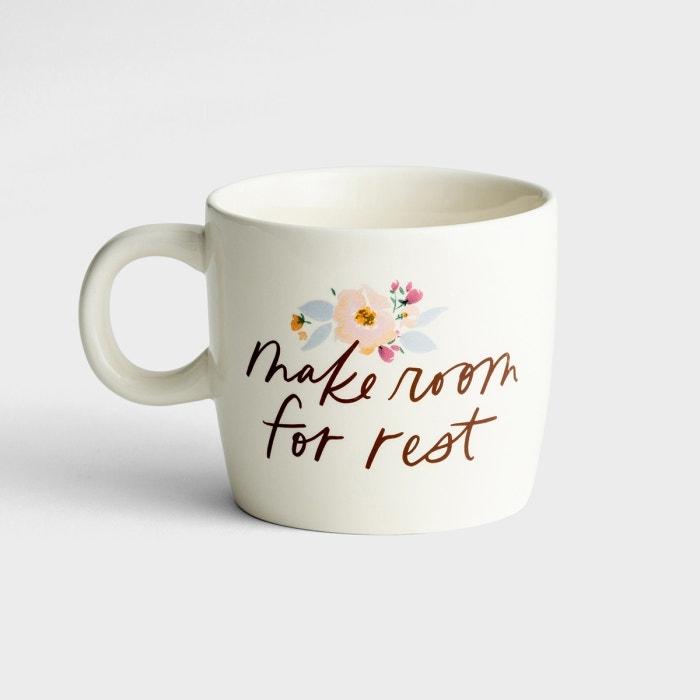 Studio 71 - Make Room For Rest - Ceramic Mug