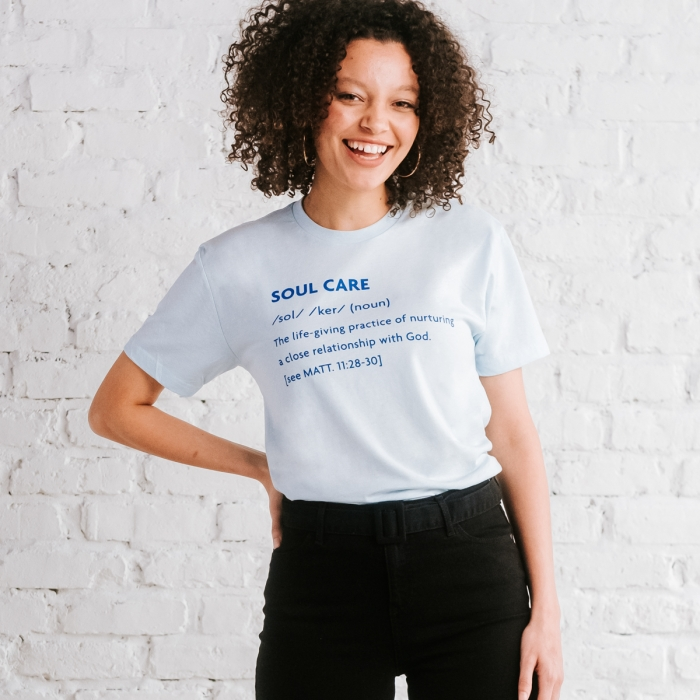 Candace Cameron Bure - Soul Care - Relaxed Fit T-Shirt