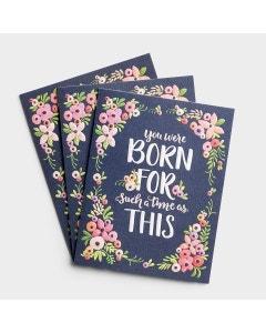 Encouragement - Born For This - 3 Premium Studio 71 Cards