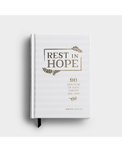 Jennifer Gerelds - Rest In Hope - Devotional Gift Book