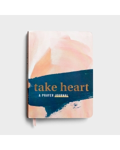 (in)courage - Take Heart: A Prayer Journal