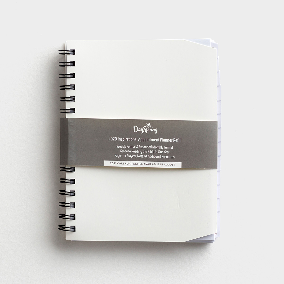 2020 12-Month Premium Appointment Planner Refill