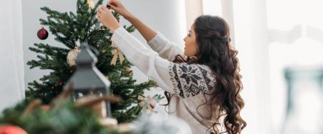 Deck the Halls with Meaningful Decor