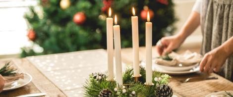 Advent - A Season of Hope, Love, Peace & Joy