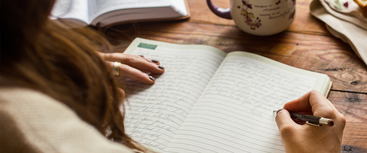 Devotional Journaling to Deepen Your Faith