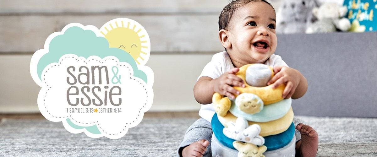 Sam & Essie Baby Gift Collection by DaySpring