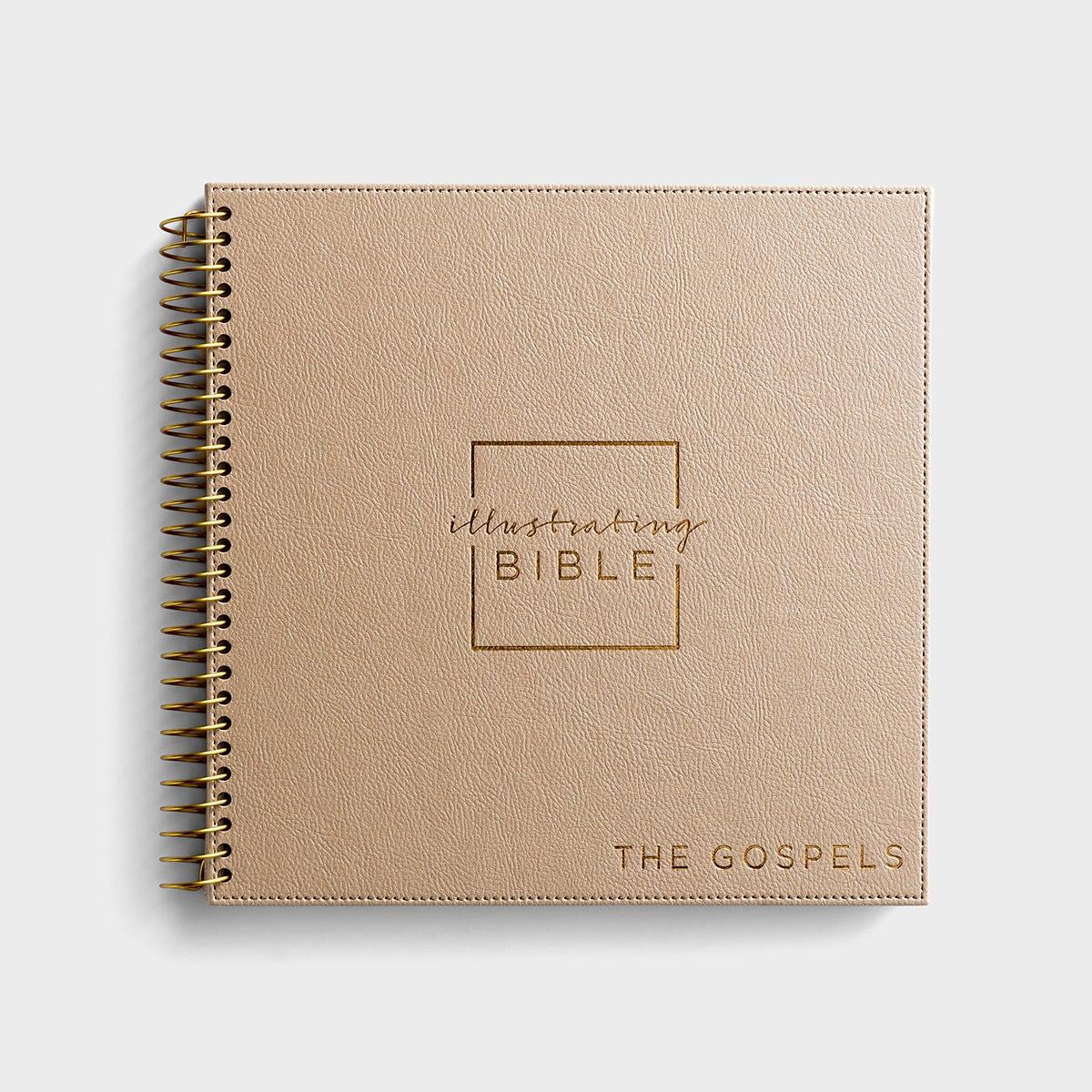 NIV Illustrating Bible - The Gospels