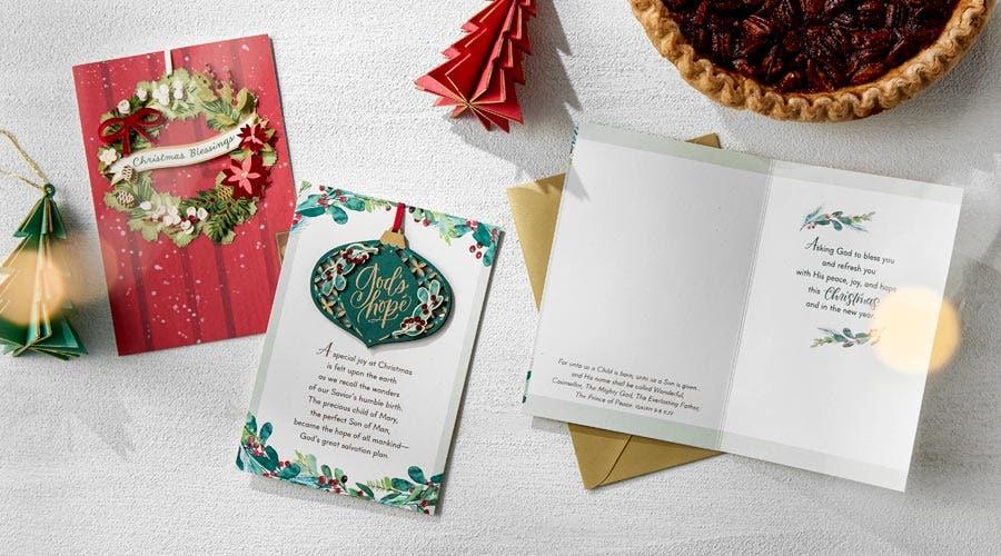 Shop Christmas Greeting Cards